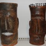 Σειρά κεραμικών κεφαλιών (3)