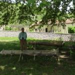 Τα ξύλινα παγκάκια ζωάκια